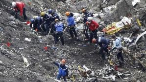 Avion prăbuşit în Franţa: Au fost recuperate toate rămăşiţele aeronavei