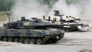 Armata germană va repune în serviciu peste 100 de tancuri