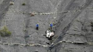 Avion părbuşit Franţa. Procuratura franceză cere predarea oricărei înregistrări video cu accidentul