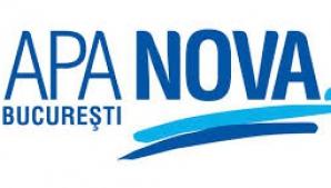 Anunţ important de la Apa Nova Bucureşti