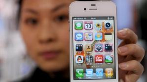Vânzări iPhone în China, peste cele din SUA
