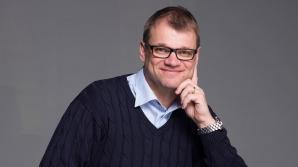Viitorul premier al Finlandei, Juha Sipila