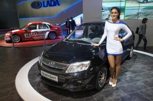 Lada bate Dacia