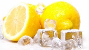 De ce să introduci lămâile îngheţate în alimentaţia ta