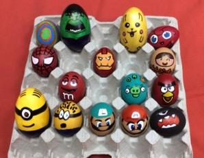 Ouăle indeite din familia Năstase