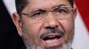Fostul președinte egiptean Mohamed Morsi, condamnat la 20 de ani de închisoare