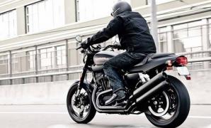 Tânăr motociclist, prins de radar cu o viteză halucinantă, în Sibiu