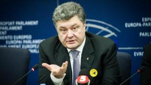 """Poroșenko: Aderarea Ucrainei la UE este """"obiectivul-cheie"""". În cinci ani vom îndeplini criteriile"""