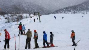 Unde se schiază de Paște în România