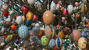 Paște 2015. Ce puteți face de Paște, dacă rămâneți în București