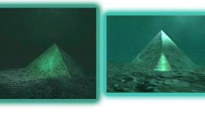 Piramide misterioase de cristal