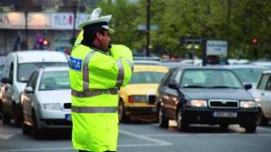Ce a făcut un polițist după ce a provocat un accident rutier