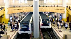 Ziua Europei, sărbătorită la metrou: Staţiile se transformă în ţările membre ale UE