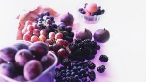 De ce să introduci în alimentaţia ta fructele violet