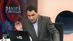 Cristian Prisicariu, plecare de la B1 TV