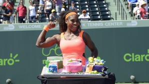 <p>Serena Williams </p>