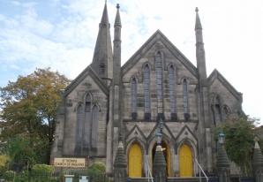 Românii din UK si biserica