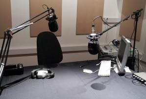 Studio de radio mobil
