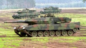 Efectele crizei ucrainene: Armata germană crește numărul tancurilor gata de luptă