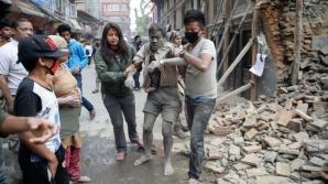 CUTREMUR NEPAL. Sute de civili au decedat. MAE - declarație de ultimă oră