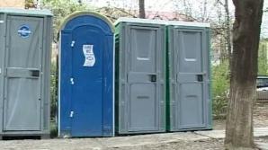 Caz incredibil la Bacău: Trei toalete ecologice la 160.000 de oameni