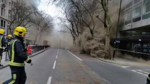 <p>Incendiu de proporții la Londra: Două mii de persoane au fost evacuate</p>