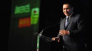 Ponta, prima declarație după Congresul UDMR