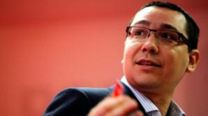 Ponta: Vrem să convingem investitorii că merită să investească în România