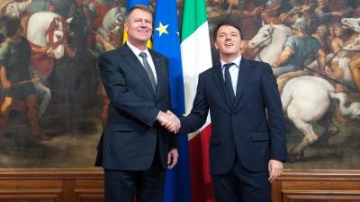 Premierul Italiei: Prezența României în spațiul Schengen este și în avantajul Italiei și al UE