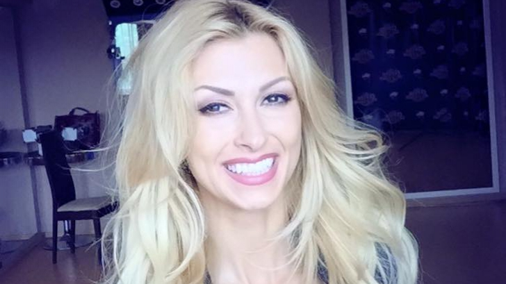 Andreea Bălan a dezvăluit pe Facebook un mare secret