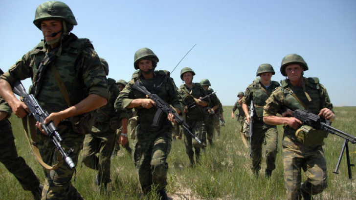 Rusia, exerciţii militare