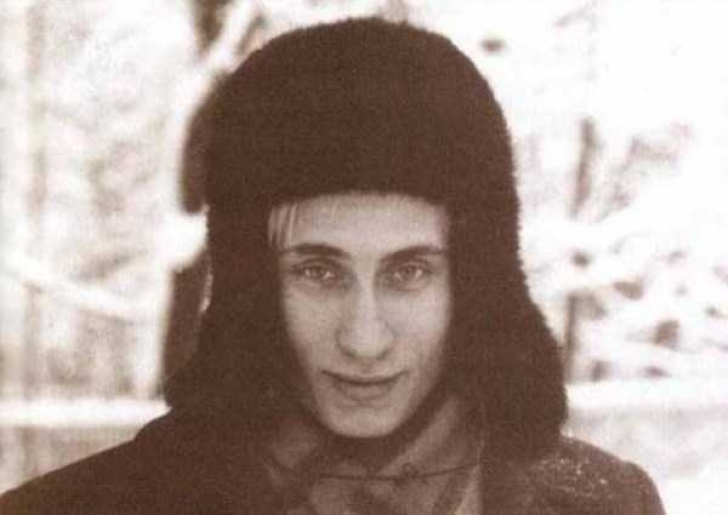 Fotografii rare din tinereţea lui Vladimir Putin