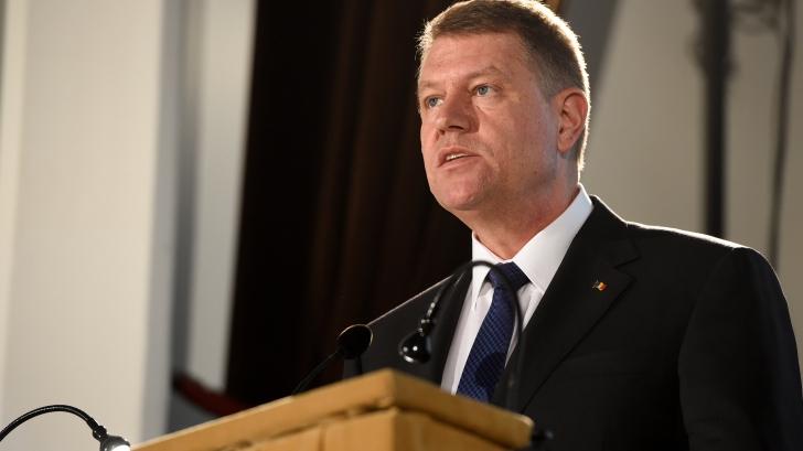Preşedintele Klaus Iohannis cheamă partidele la consultări după Paşte