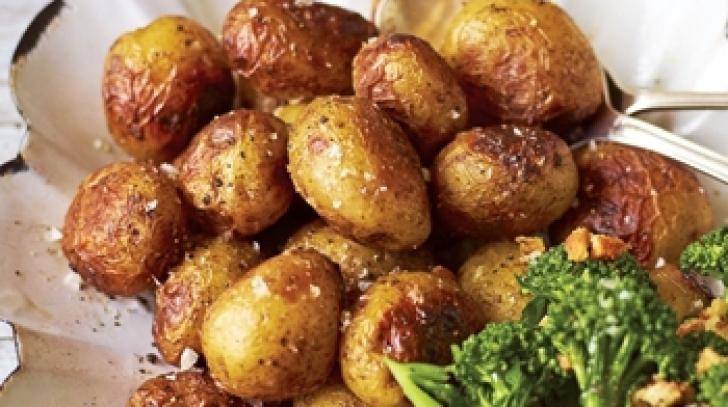 Cartofi prăjiţi altfel