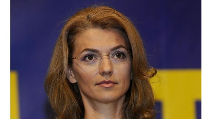 Alina Gorghiu: Demisia de la ICR, un troc Ponta- Tăriceanu