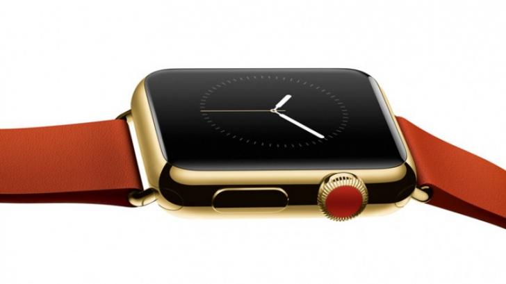 Ceasul inteligent de 10.000 de dolari face furori în România! Câte Apple Watch Edition s-au cumpărat