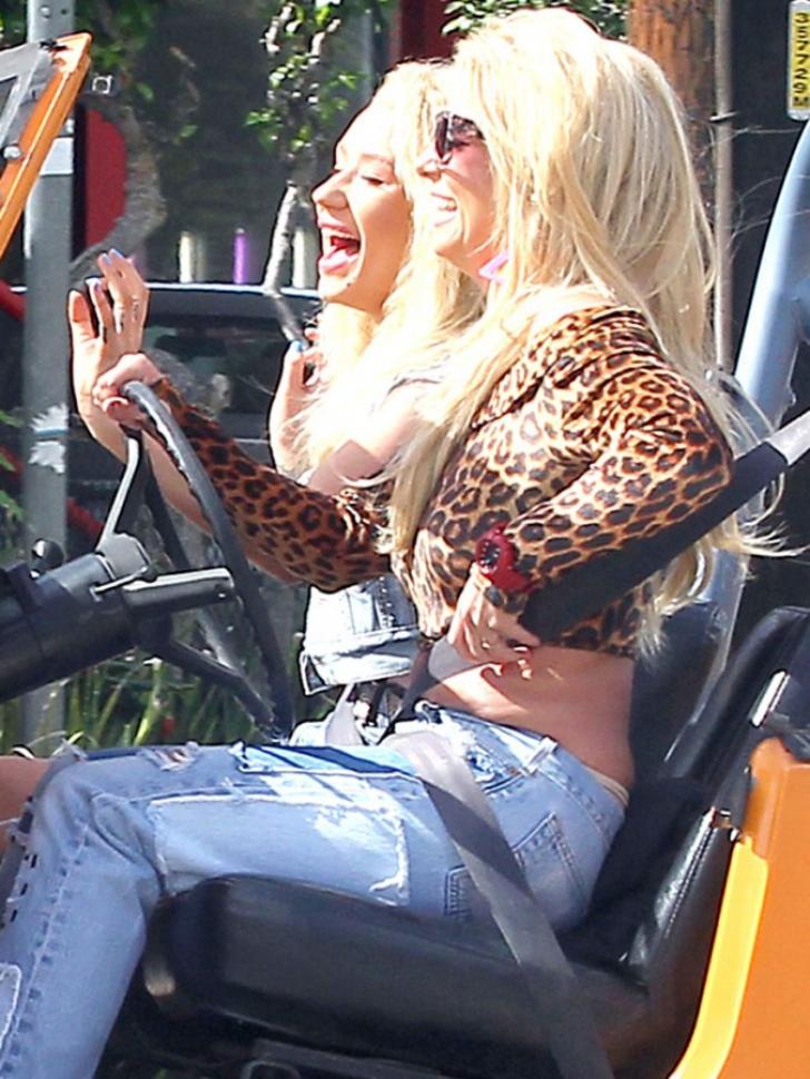 Britney Spears, transformare completă! Cândva era divă sexy