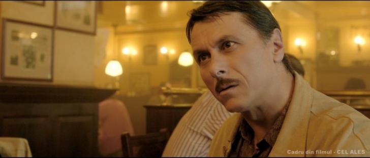 """El este actorul principal din filmul romanesc """"CEL ALES""""! Lansarea va fi in 24 aprilie"""