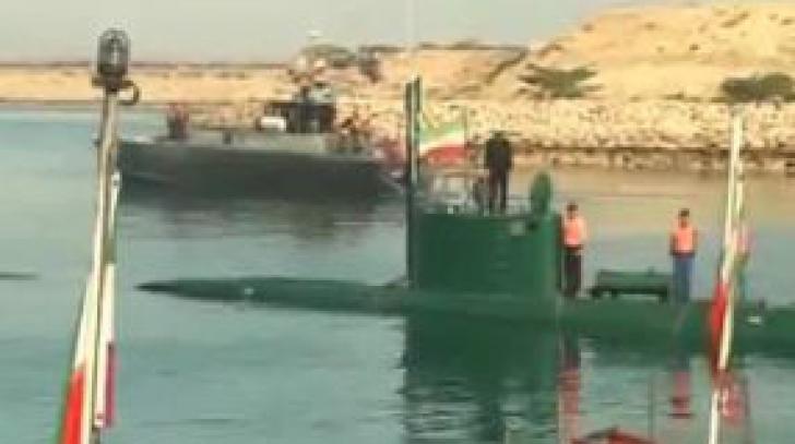 Român implicat într-un incident în Golful Persic