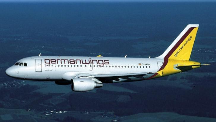 Amenințare cu bombă la bordul unui avion Germanwings