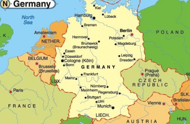 Care Este Salariul Mediu Al Romanilor Care Muncesc In Germania