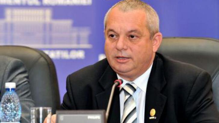 Ion Diniță a demisionat din Parlament
