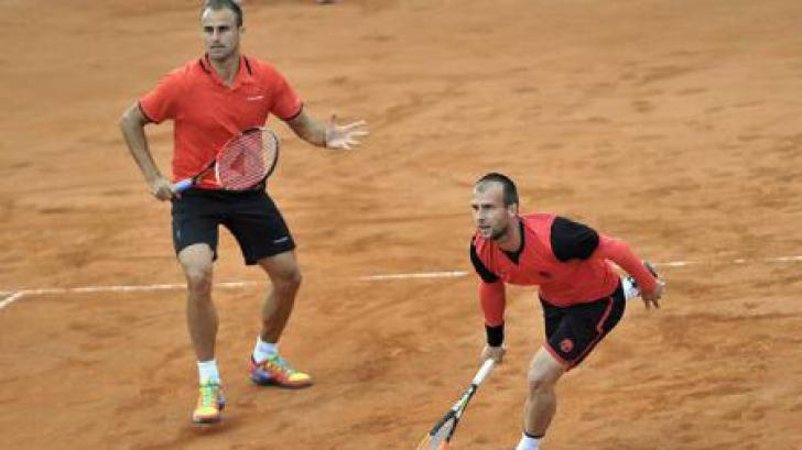 Copil și Ungur au câștigat proba de dublu a turneului BRD Năstase Țiriac Trophy
