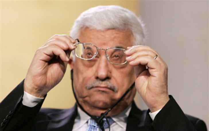 Întâlnire Vladimir Putin - Mahmoud Abbas