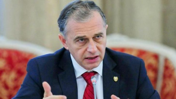 Mircea Geoană anunț despre semnarea unui acord de guvernare între PNL și partidul său