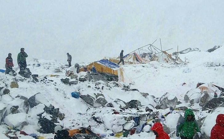 Anunț de ultimă oră al MAE despre soarta alpiniștilor români prinși de cutremur pe Everest