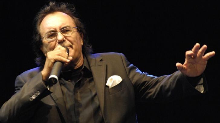 Al Bano revine în România: Când și unde va concerta