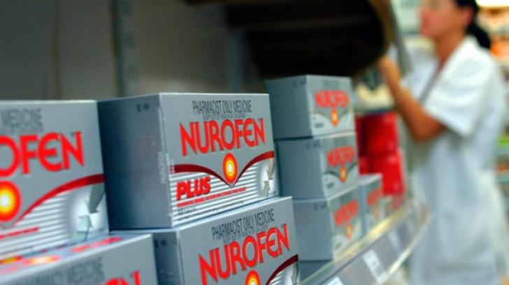 Noi date despre Nurofen