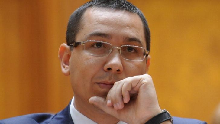 Ponta, discuţie informală cu Iohannis. Ce au discutat cei doi