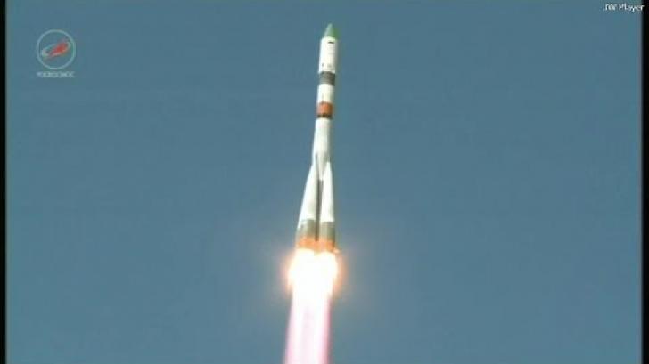 O navetă spațială rusească a scăpat de sub control și se prăbușește pe Pământ